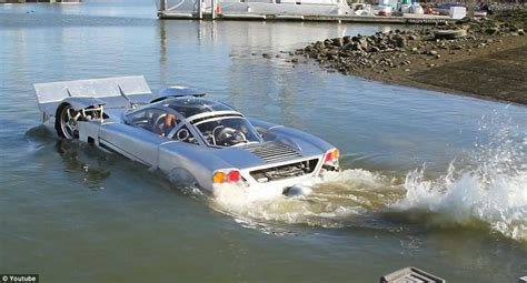 land and sea motors for sale the worlds fastest hibian supercar