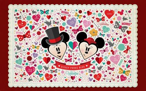 disney wallpaper valentines day download our disney parks candy hearts wallpaper disney