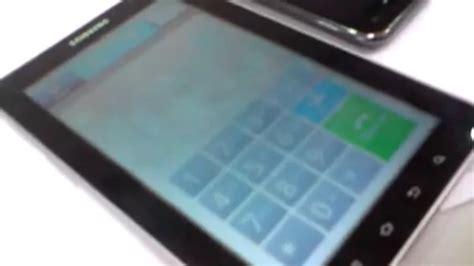 Samsung Galaxy Tab 1 7 Inch Second 7 inch samsung galaxy tab android tablet on