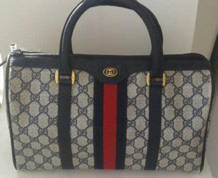Lv 02 Wina Set Navy gucci vintage navy blue boston bag doctor bag satchel purse