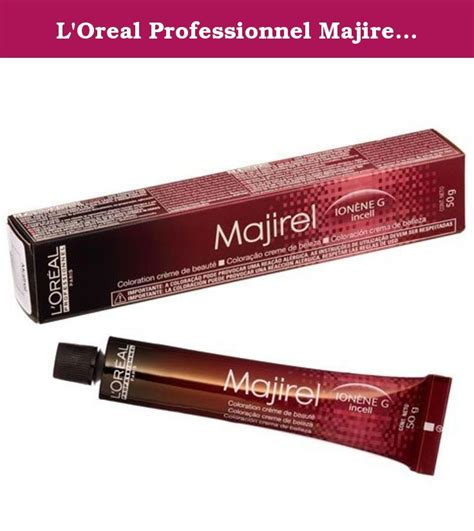 loreal coloring discount l oreal professionnel majirel permanent creme color ionene g incell 17 meilleures id 233 es 224 propos de majirel sur lindsay lohan cheveux faits saillants