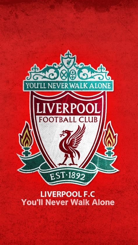 liverpool wallpaper for iphone 5 hd liverpool fc official logo iphone 5 wallpaper 640x1136