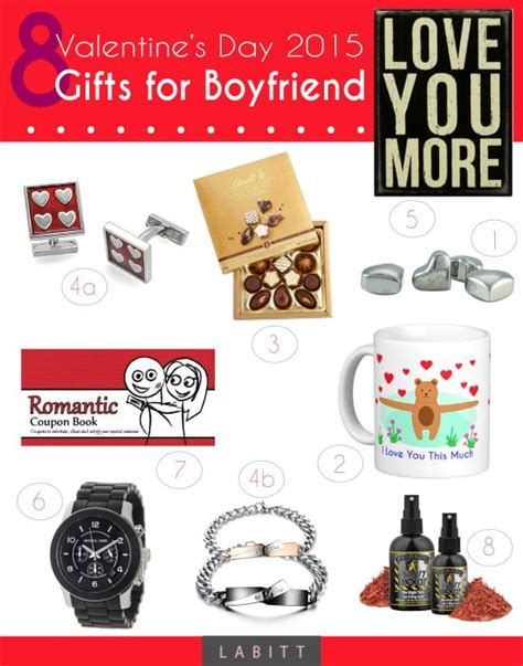 valentines day gifts for new boyfriend gift ideas for boyfriend valentines day 2015