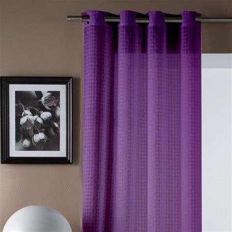 cortinas moradas cortina lisa de color morada con cuadrantes es muy bonita