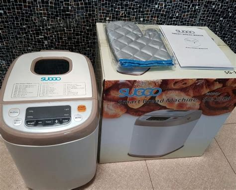 Suggo Cetakan Kue smart bread machine suggo mesin pembuat roti