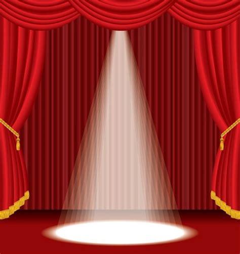 Curtain T Curtain Call Clip Art 26