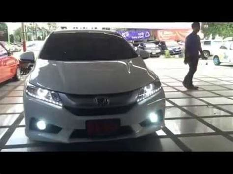 Lu Led Honda City tt auto xenon honda city 2014 projector ccfl led