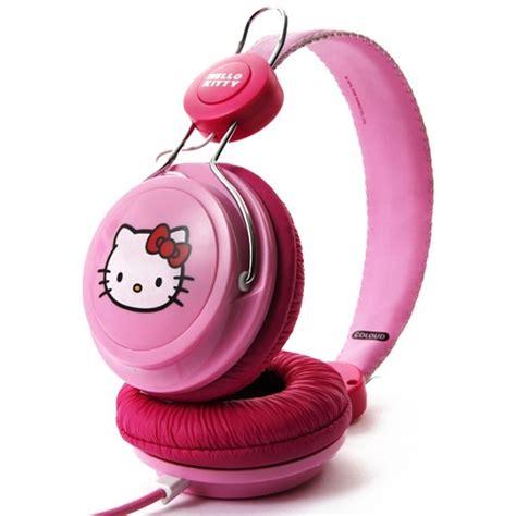 Headphone Hello Pink Label Hello Headphones Coloud Pink Label Hello