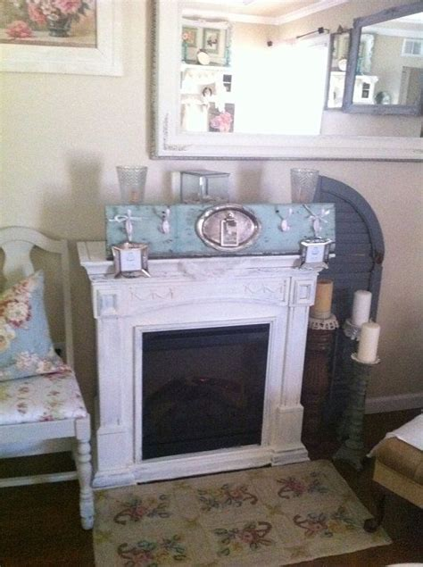 shabby chic mantle best 25 shabby chic mantle ideas on shabby chic fireplace rustic pit