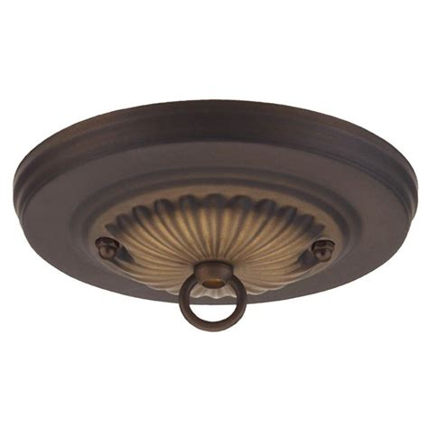 hanging light canopy kit westinghouse 5 in oil rubbed bronze traditional canopy