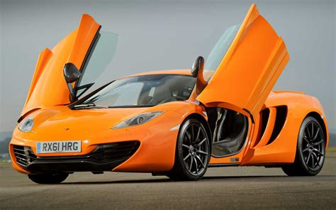 mclaren truck we hear mclaren working on car below 12c for 2014