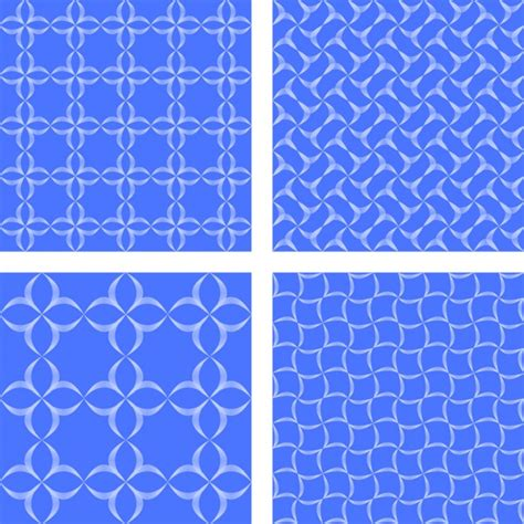 pattern collection download coloured patterns collection vector free download