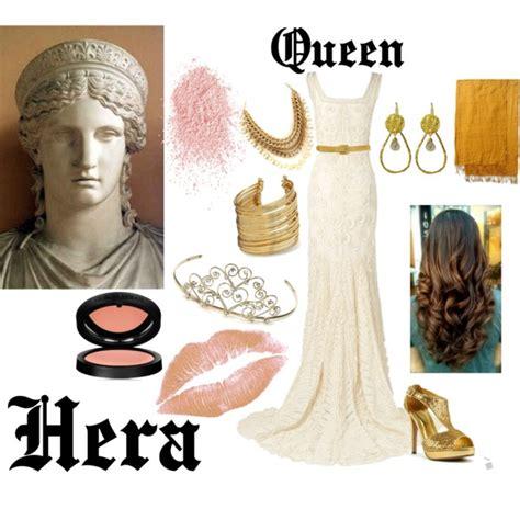 Hera (Greek goddess) style   Polyvore