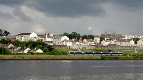 panoramio photo of belfast express leaving derry