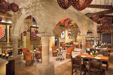 Dreams Riviera Ca Un Dining Restaurants On The  Ee  Beach Ee