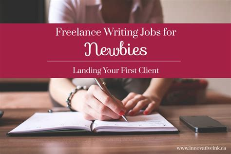 Freelance Essay Writing by Freelance Writing For Newbies Landing Your Client Innovative Ink