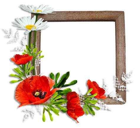cornici fiori grafica magica cornici in png per incorniciare le vostre foto