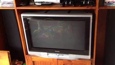 Tv Panasonic 14 Inch Tabung panasonic quintrix sr crt tv