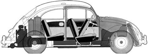 car volkswagen beetle    photo thumbnail image  figure drawing pictures schematize car