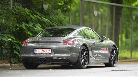 porsche cayman 2015 review 2015 porsche cayman gts review autoevolution