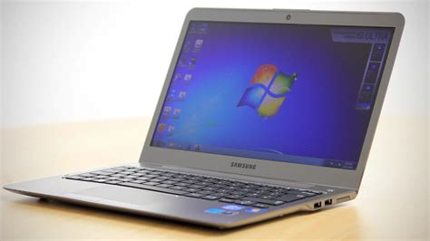 Samsung Laptop New Samsung Laptop The Series 5 Ultrabook Profile Side