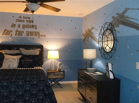 Star Wars Themed Room | 20 awesome star wars room for little boys home design
