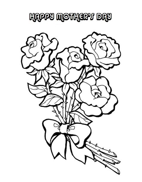 mothers day coloring sheets free printable mothers day coloring pages for