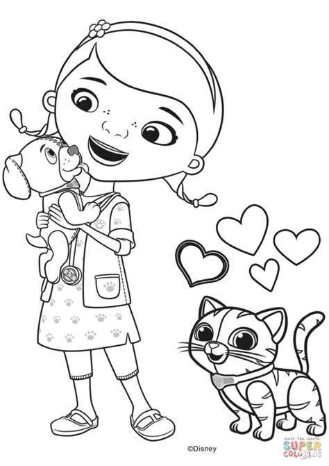 doc mcstuffins thanksgiving coloring pages doc mcstuffins free coloring pages coloring pages kids