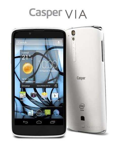 casper mobile casper via ak箟ll箟 telefon raflarda