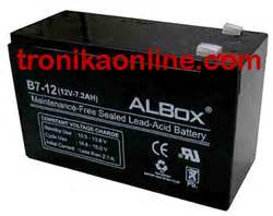 Alarm Albox albox alarm backup battery