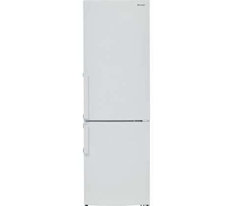 Freezer Sharp buy sharp sj b2297m1w en fridge freezer white free