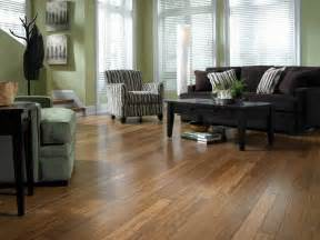 Bamboo Flooring Living Room Go Green With Bamboo Floors And Rugs