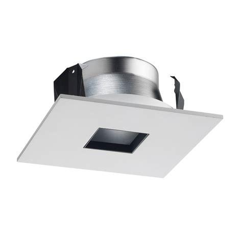 10 Inch Square Recessed Lighting Fixtures Square Trim And Housing Recessed Lighting Fixture Lighting Ideas