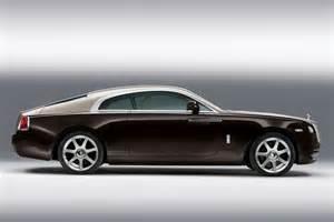 Rolls Royce Fastback Rolls Royce Wraith Dynamisches Fastback Ghost