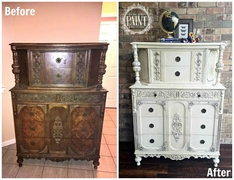 painted furniture ideas before and after for love of the paint