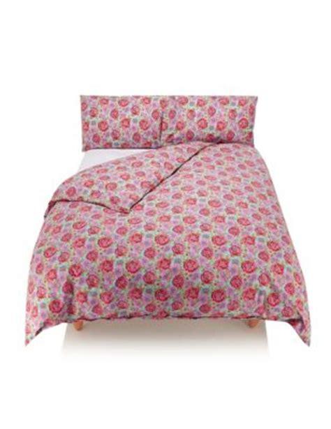 Freya Floral Bedding Set M S M S Bed Linen Sets