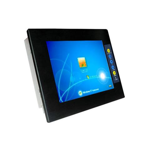 Lcd Monitor 8 Inch 8 inch touch screen lcd industrial monitor idm 08v product images anxin technology