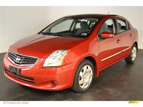 2010 Anodized Orange Metallic Nissan Sentra 2 0 53117691