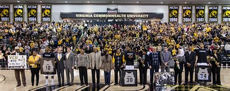 naismith student section of the year recap vcu finishes strong gets revenge