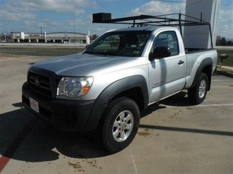 where to buy car manuals 2007 toyota tacoma interior lighting purchase used 2007 toyota tacoma reg cab 4x4 2 7l 4cyl manual 1 local owner in denton texas