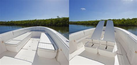 intrepid boat cushions intrepid 40 center console the ultimate yacht tender