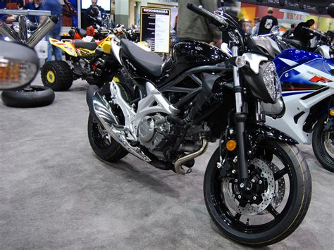 Suzuki Motorcycles Seattle File 2010 Suzuki Gladius At The 2009 Seattle International