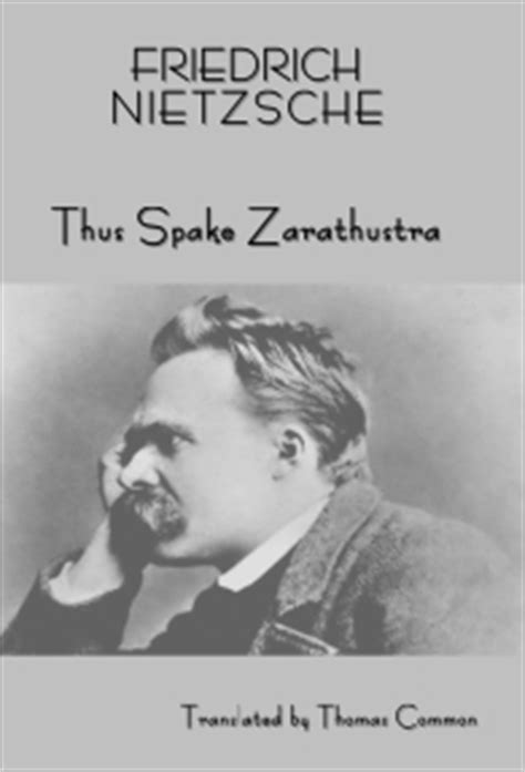 libro thus spoke zarathustra friedrich nietzsche s teaching thus spake zarathustra a book for all and none isbn