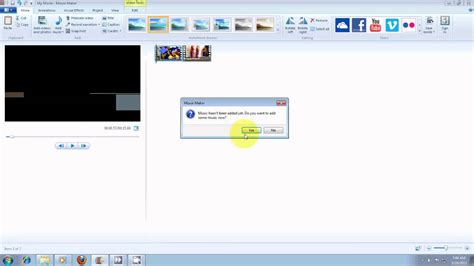 tutorial edit video dengan movie maker tutorial cara edit video basic guna windows movie maker