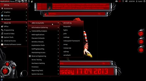 kali linux icon themes noobs guide to linux my new custom pentest distro