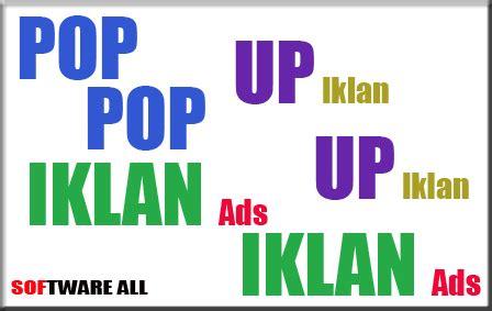 membuat iklan pop up cara membuat pop up otomatis setelah area web blog di klik