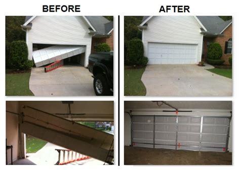 Fixing A Garage Door 24 7 garage repair calabasas