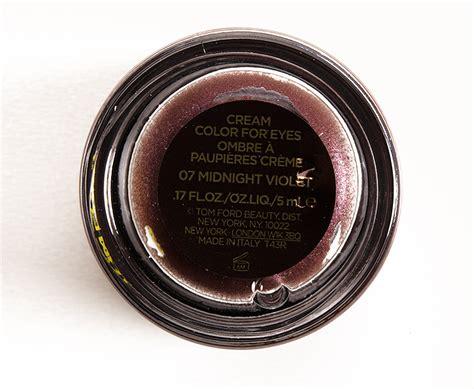 tom ford violet tom ford caviar midnight violet sphinx color for