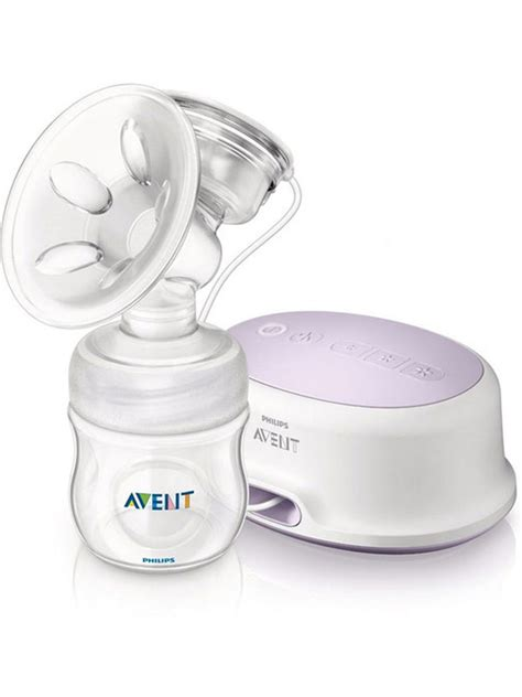 most comfortable breast pump avent natural electronic breast pump single buy at low
