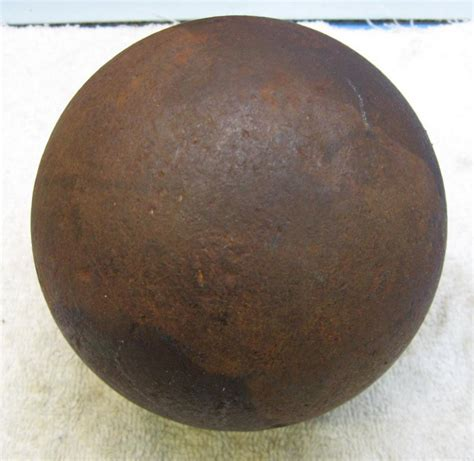 cannon ball ot civil war exploding cannonball